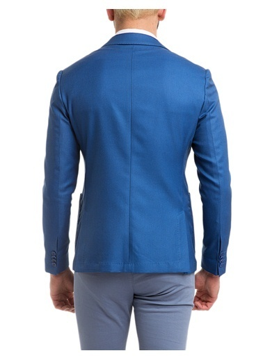 Pierre Cardin Klasik Ceket Mavi